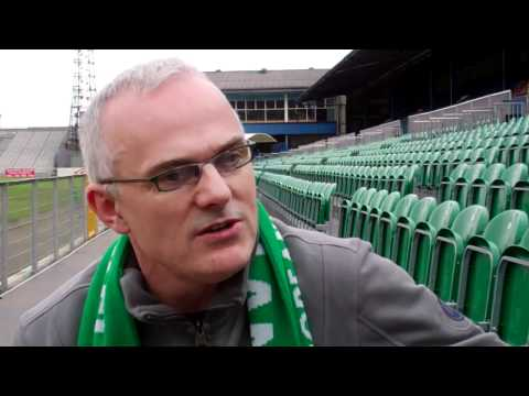 Frank Mitchell on being a Northern Ireland Fan