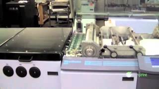 видео Печать на Компания Simprint предлагает услуги по печати ткани