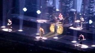 Rammstein - Links 2 3 4(Live in Prague 25/11/2009)