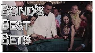 The Best James Bond Casino Scenes Ever
