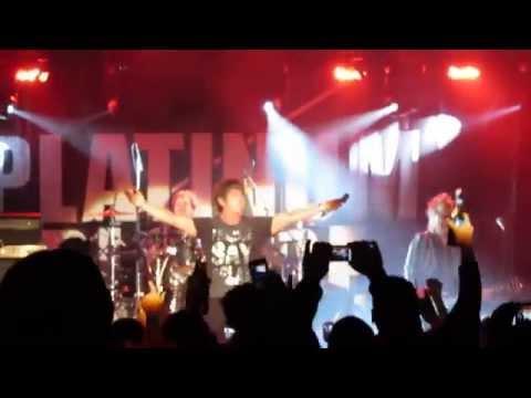 Platinum Blonde - Doesn't Really Matter (Live)