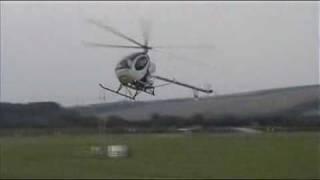 Schweizer Hughes 300 Pilot: DENNIS KENYON
