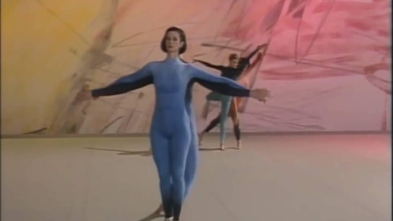 Prof. Sandra Cavallini - Points in Space 1986 Choreographer Merce ...
