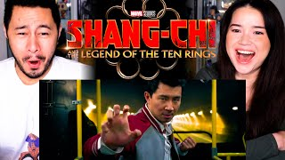 Shang-Chi and the Legend of the Ten Rings | Official Teaser Reaction | Marvel Studios | Jaby Koay