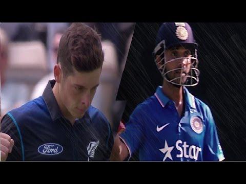 India vs New Zealand - 5 Cracking ODIs
