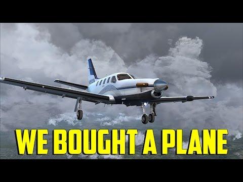 Prepar3d - We Bought a Plane