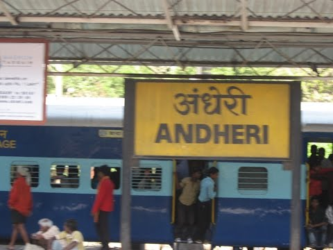 Andheri Railway Station | train station |