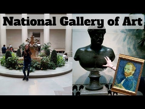 NATIONAL GALLERY OF ART JULY 2017