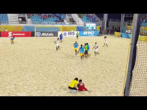 CONCACAF Beach Soccer World Cup Qualifiers 2017 - Bahamas vs Trinidad and Tobago