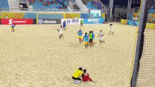 CONCACAF Beach Soccer World Cup Qualifiers 2017 - Bahamas vs Trinidad and Tobago