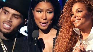 2015 BET Awards Winners Recap - Nicki Minaj, Sam Smith, Chris Brown