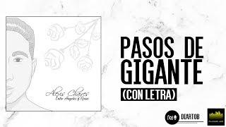 Alexis Chaires - Pasos de gigante (Lyric Video)