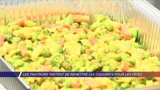 Yvelines | Les traiteurs tentent de remettre les couverts pour les fêtes