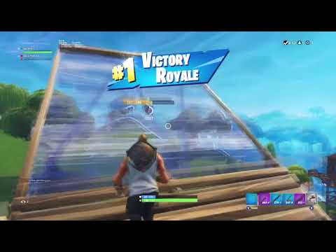 New Victory Royale Screen With Old OG Victory Royale Music (Fortnite)