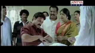 Venkatesh Best Emotional Scene | Tulasi Movie Scenes | Nayanthara | Shriya | DSP | Boyapati Srinu