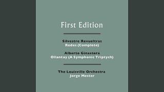 Ollantay (A Symphonic Triptych) : I. Paisaje de Ollantaytambo