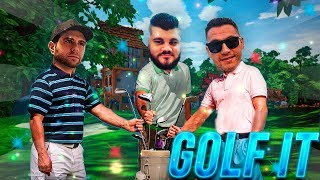 EL PEOR MAPA! GOLF IT W/VEGETTA & STRATUS