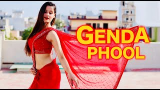 Badshah-GENDA-PHOOL-Dance-video-by-Kanishka-Talent-Hub-Jacqueline-Fernandez-Payal-Dev