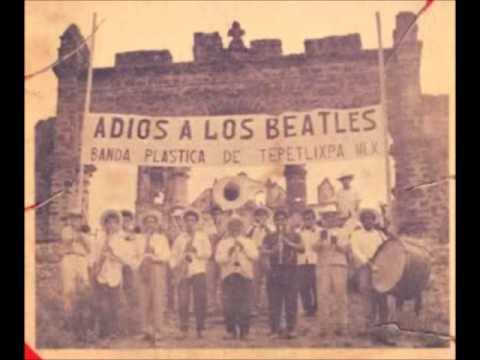 Hey Jude - Banda Plástica de Tepetlixpa (THE BEATLES)