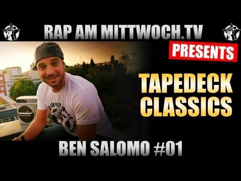 TAPEDECK CLASSICS: BEN SALOMO - RAPMAKKABÄER (G.B.Z. CONNECTZ SAMPLER) #01