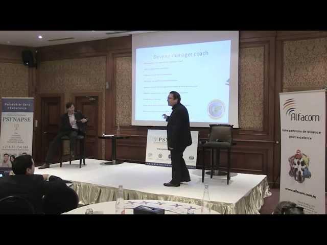 Formation Coaching | Présentation du label ICI par Psynapse Tunisie.