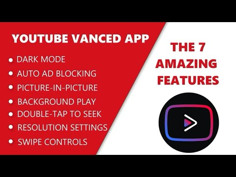 YouTube Vanced Latest Version 15.05.54 [2020] | Amazing 7 Features | No Ads - Link In Description