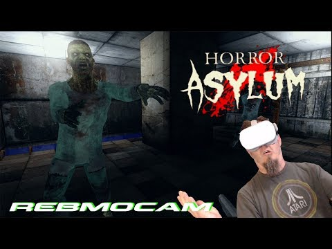 Oculus Go - Horror Asylum - Do What To A Duck?!?!