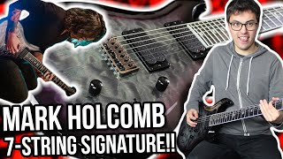 The Classiest Dj0nt Machine!! || PRS SE Mark Holcomb SVN Demo/Review