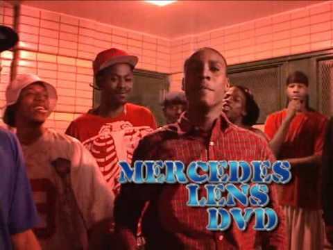 MERCEDES LENS DVD IN REDFERN PROJECTS