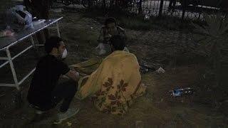 فيديو وصور| ضحية الإهمال الطبي.. المستشفى رفض استقباله فتعفنت جروحه