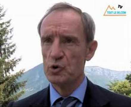 Explication de Jean Claude Killy avant sa démission
