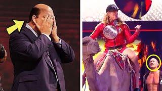 Paul Heyman Secretly Regrets Decision At WWE Crown Jewel 2021 Goldberg Best Camel Entrance
