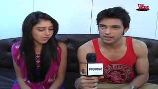 Parth and Niti aka Manik and Nandini of Kaisi Yeh Yaariyan in Talks with Tellbytes
