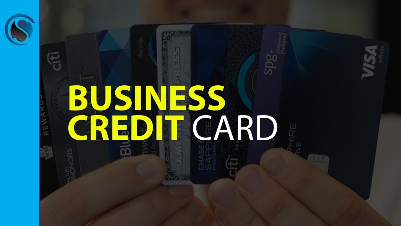 Business Credit Card - YouTube