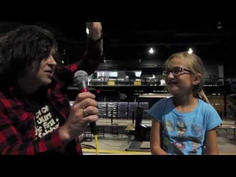 Kids Interview Bands - Ryan Adams