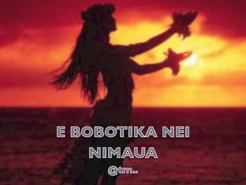 E BOBOTIKA NEI NIMAUA - Kiribati@tm..