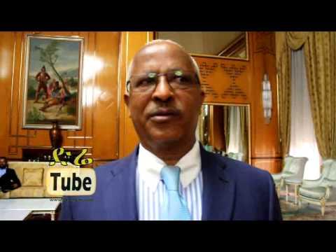 Alemayehu Tegenu, Minister of Water Irrigation and Energy Speaks on the Agreement