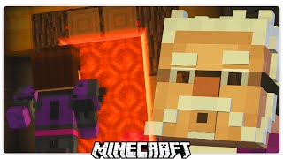 THE END!? | Minecraft Story Mode Episode 8 (Story Mode Ending)