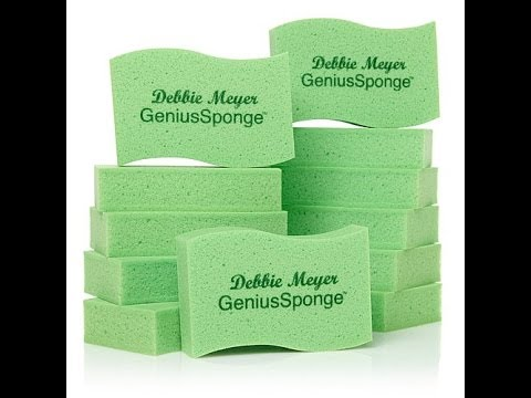 Debbie Meyer GeniusSponge  Set of 12