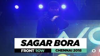 Sagar Bora | FrontRow | World of Dance Chennai 2018 | #WODCHENNAI18