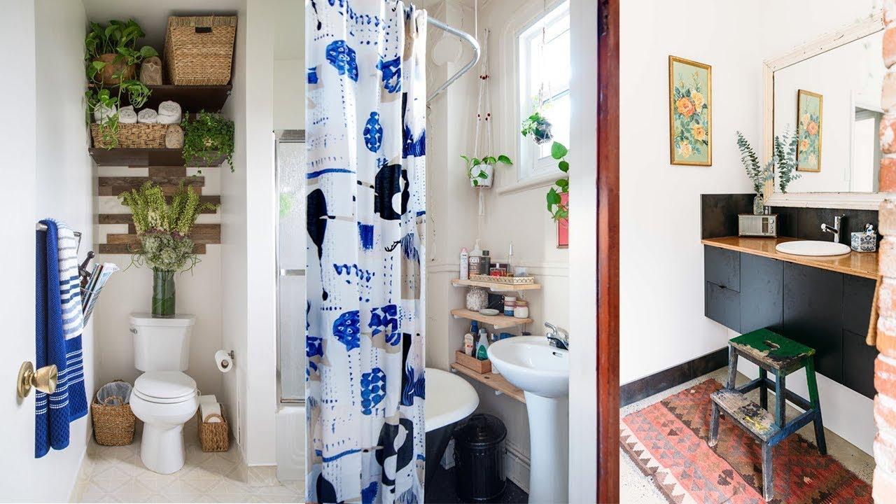 12 Ikea Small Bathroom Ideas Youtube