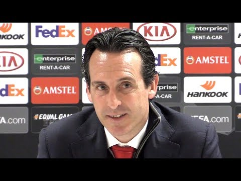 Unai Emery Full Pre-Match Press Conference - Arsenal v Southampton - Premier League