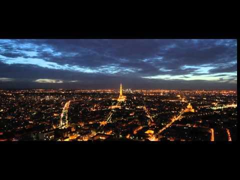 TripHop - AcidJazz 2012Mix/ Paris Timelapse Video [HD]