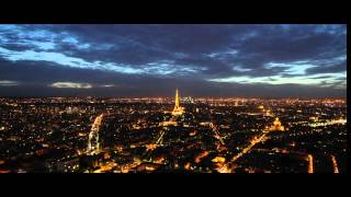 TripHop - AcidJazz 2012Mix/ Paris Timelapse Video [HD]