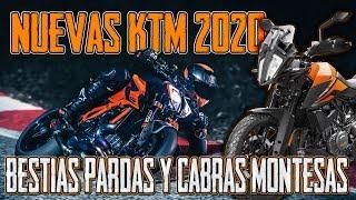 NUEVAS KTM 2020 !!! 1290 SUPER DUKE R +  890 DUKE R + 390 ADVENTURE EN DIRECTO.mp3