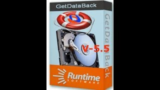 how to setup GetDataBack 5.5 Simple Data Recovery