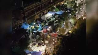 24 juin 2016 guerilla urbaine rue pajol 75018