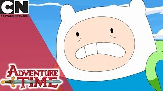 Adventure Time | Floating Away | Cartoon Network