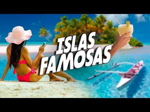 Las 10 islas más visitadas del Caribe
