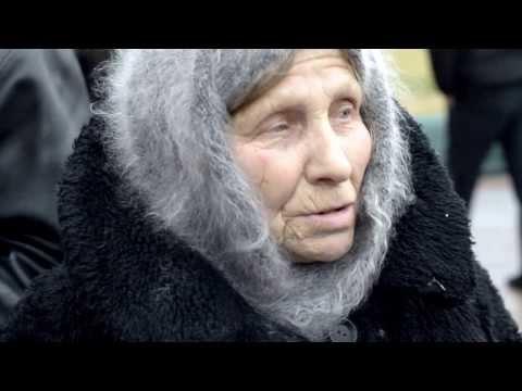 Баба Лида о Януковиче, Юлке. Межигорье 22.02.2014
